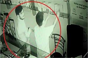 thieves set targets for mobile shop 9 thousand rupees in cash