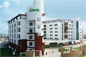 manipal again extended his offer for fortis