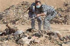 syria 50 bodies found in raqqa mass grave