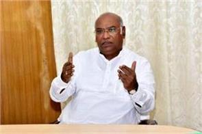 modi government not allowing parliament to run congress