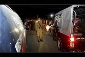 van blast in southern pakistan 4 killed 10 injured
