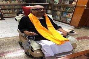 kaveri controversy m karunanidhi opposes pm modi for wearing black clothes