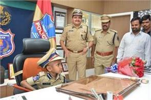 when the hyderabad police made a six year old child the police commissioner