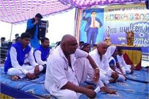 300 dalits changed religion adopted buddhism