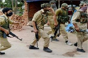 police appeals for peace in kashmir