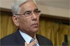 former chairman of the cag bp sharma made new chairman of the bbb