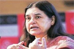 menka gandhi says death penalties for the culprits