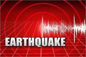 earthquake felt in gujarat no loss of life