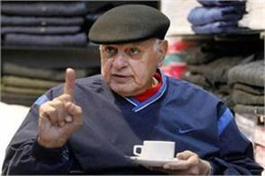 farooq abdullah did the support of the statement of salman khurshid