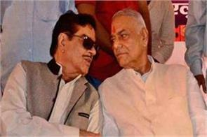 yashwant sinha tries to escape from left party bjp