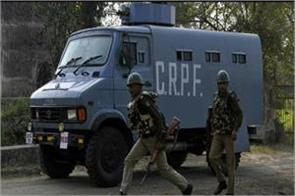 two crpf jawans killed in kashmir to avoid stones