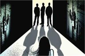 after gang rape tied hands and feet to throw the teenager on the railway line