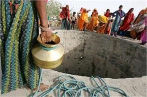 large water crisis can stand in india