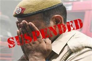 solan president tour police staff suspend