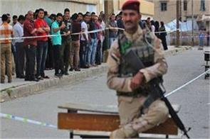 first parliamentary election in iraq after the defeat of islamic state