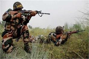 pak rangers violated ceasefire a few hours after the appeal to stop firing