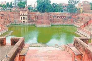 in the last 4 years the central government could not make a plan for braj bhoomi