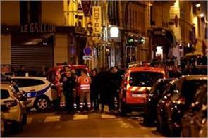paris the attacker kills 4 people on a knife attack