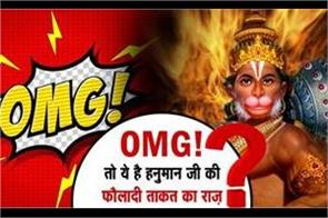 strength of hanuman ji