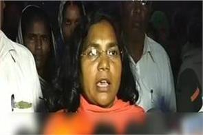 bjp mp savitri bai phule s controversial statement