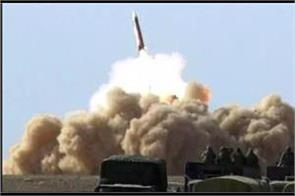 iran launch 20 rockets at israeli army in syria