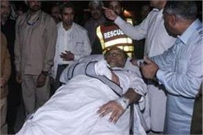 one more suspect arrested in pak home minister s attack case