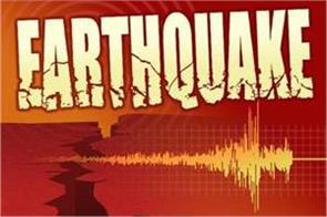 3 8 magnitude earthquake in california