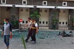 at least 10 killed in 3 church explosions in indonesia