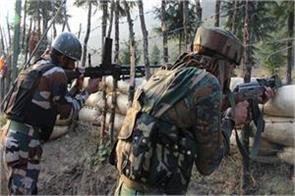 in arnia sector pak the ceasefire again broke