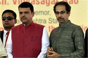 shiv sena and bjp will fight against each other in maharashtra
