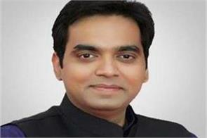 home minister rajnath singh s son pankaj singh threatens on whatsapp