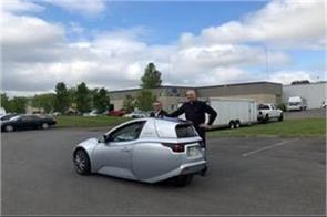 solo ev delivered to the first us customer