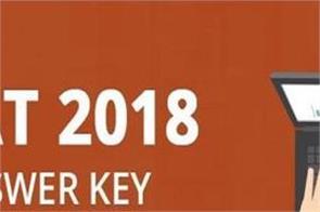 clat 2018 answer keys exam