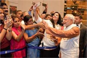 big fan following of modi in jakarta