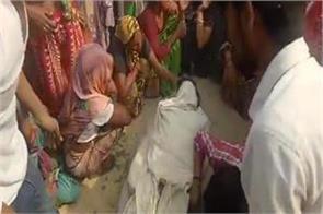 up shot dead son of sp leader in barabanki