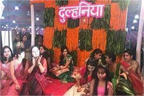 rituals of marriage of eldest son of lalu yadav
