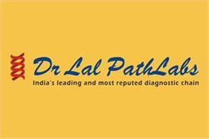 dr lal path lab s net profit up 27