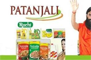 patanjali sweetens bid for ruchi soya