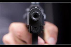 new york a person shot dead in indian origin