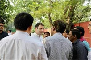 rahul gandhi tweet on karnataka election
