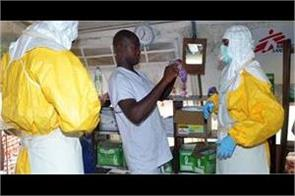 first case of ebola infection in congo new threat warning