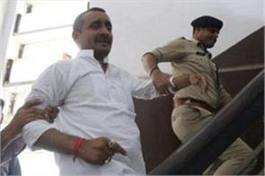 unnao gangrape case shifted mla to sitapur jail