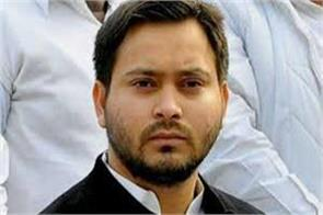 tejaswi give statement on sending lalu to rims