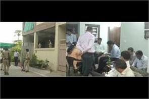 action of lokayukta on sambal division commissioner steno