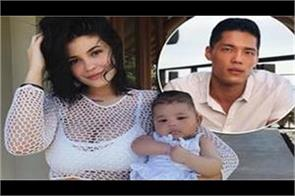 kylie jenner bodyguard tim chung stormi dad rumours  ridiculous