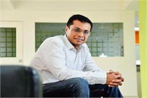 sachin bansal bids adieu to flipkart in emotional fb post