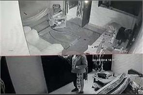 a thief found out in jabalpur