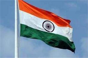nunh s army jawan hoisted the tricolor on the world s tallest road