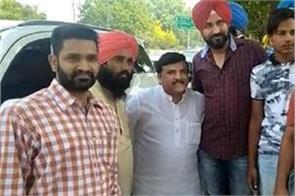 aap leader sanjay singh reached ludhiana court