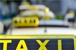 taxi drivers ask for action on private taxis